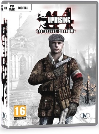 Uprising 44 The Silent Shadows (RePack) (2012) (RUS) (PC)