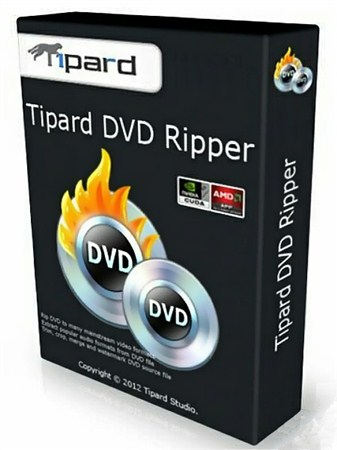 Tipard DVD Ripper 6.1.52 Portable by SamDel