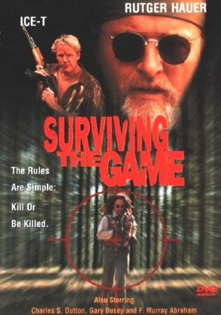 Игра на выживание / Surviving the Game (1994) DVDRip