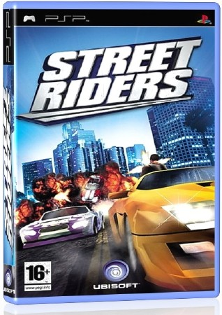 Street Riders (2006) (ENG) (PSP)