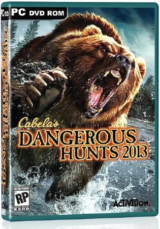 Cabelas Dangerous Hunts 2013 (RePack) (2012) (ENG) (PC)