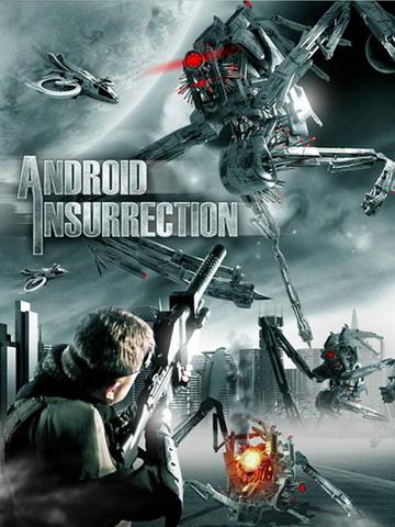 Восстание андроидов  DVDRip