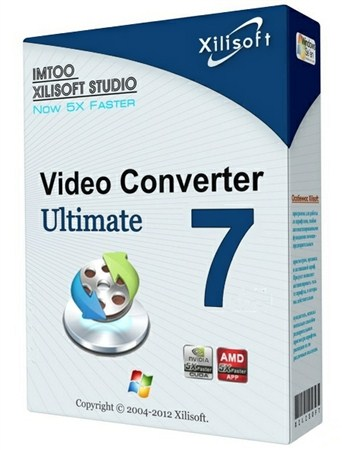 Xilisoft Video Converter Ultimate 7.7.0 Build 20121224