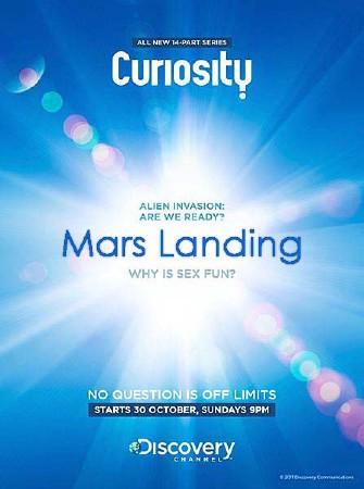 Почему? Вопросы мироздания. Марсианские хроники 2012 / Curiosity. Mars Landing 2012 (2012) SATRip