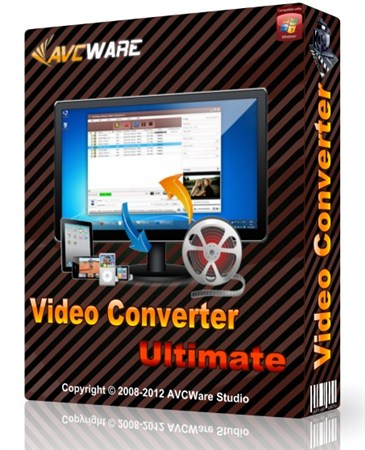 AVCWare Video Converter Ultimate 7.7.0 Build 20121224