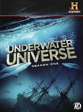 Подводная империя. Опасные приливы и течения / Underwater Universe. Dangerous tides and currents (2012) HDTVRip