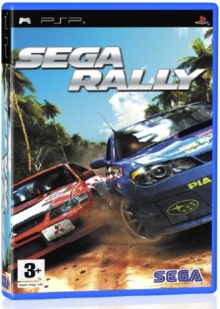 Sega Rally Revo (2008) (RUS) (PSP)