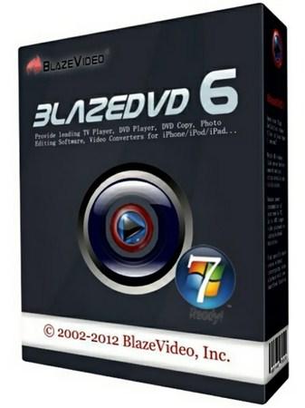 BlazeDVD Professional 6.1.1.6 Portable by SamDel