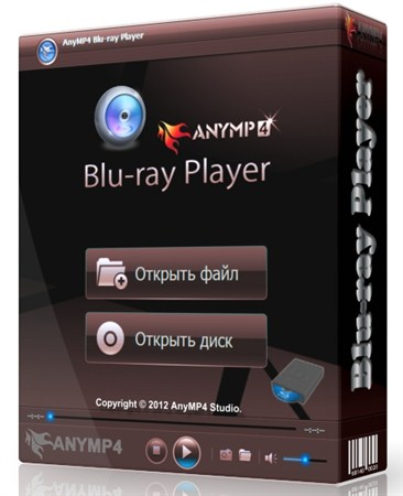 AnyMP4 Blu-ray Player 6.0.10.14016 Portable by SamDel