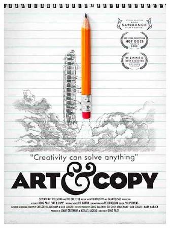 Искусство и копирайтинг / Art and Copy (2010) DVDRip