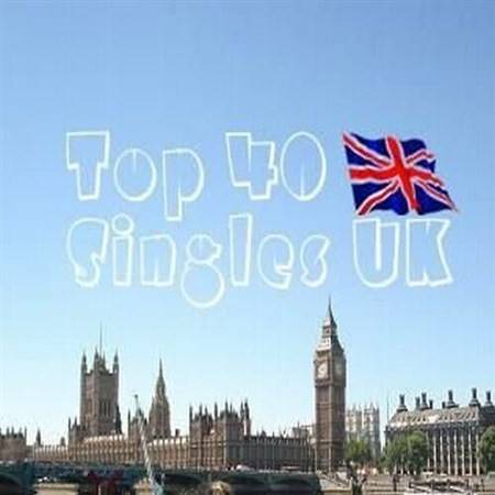 VA - UK Top 40 Singles Chart (2012)