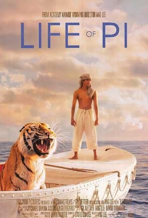 Жизнь Пи / Life of Pi (2012) CAMRip