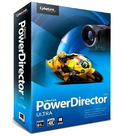CyberLink PowerDirector 11 Ultra v11.0.0.2418 Final [2012,MlRus]