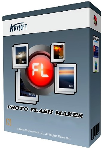 AnvSoft Photo Slideshow Maker Professional v5.53 Final + Portable [2012,MLRUS]