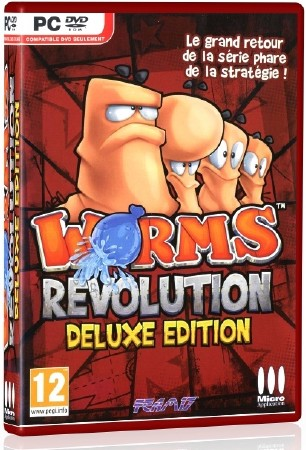Worms Revolution (2012) (RUS) (PC) RePacked by DiMoNFliX