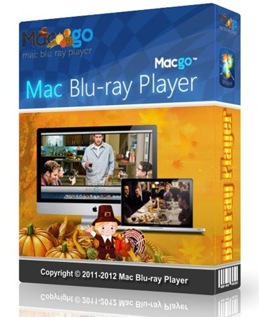 Mac Blu-ray Player 2.7.4.1092 Portable by SamDel