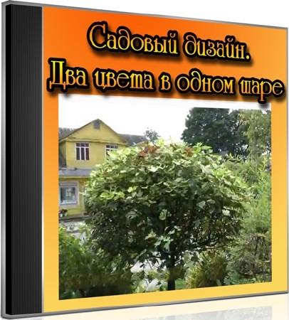 Садовый дизайн. Два цвета в одном шаре (2012) DVDRip