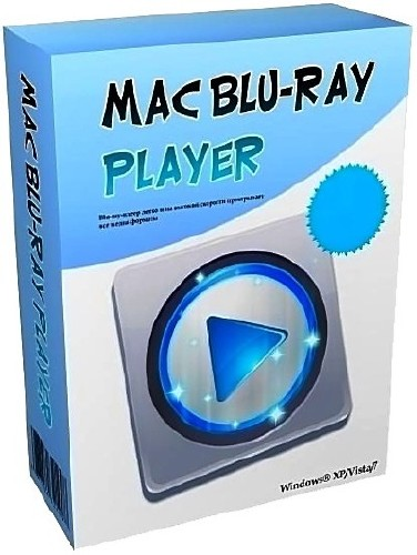 Mac Blu-ray Player v2.7.4.1092 Final + Portable [MlRus]