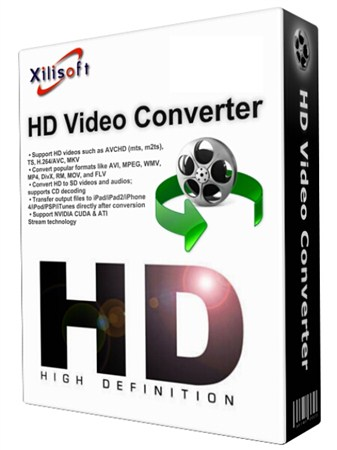Xilisoft HD Video Converter 7.7.0.20121226