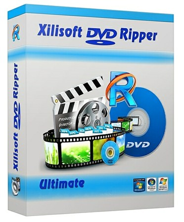 Xilisoft DVD Ripper Ultimate SE 7.7.0.20121226