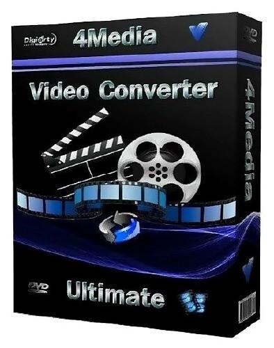 4Media Video Converter Ultimate v7.7.0 build-20121224 Final [MlRus]