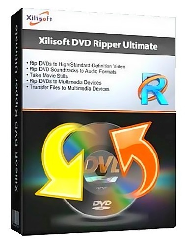 Xilisoft DVD Ripper Ultimate v7.7.0 Build-20121224 Final [MlRus]