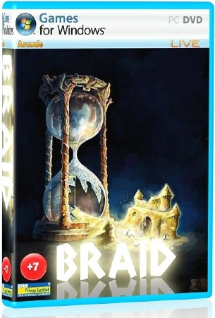 Braid  (2008) (RUS) (PC) RePack by R.G. Механики