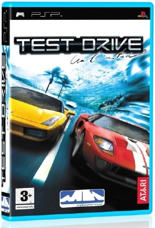 Test Drive Unlimited (2007) (RUS) (PSP)