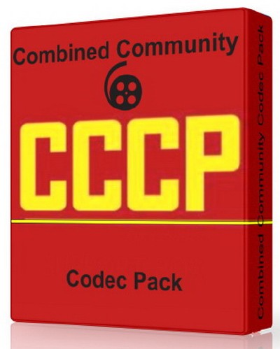 Combined Community Codec Pack (CCCP) 2012.12.30 Final