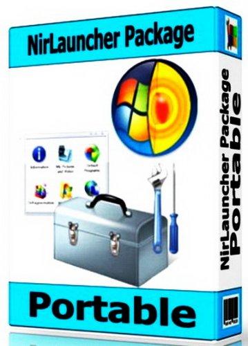 NirLauncher Package 1.17.09 Rus Portable