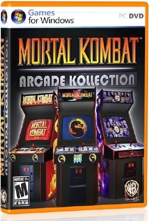 Mortal Kombat Arcade Kollection (2011) (ENG) (PC) TiNYiSO