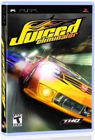Juiced Eliminator (2006) (ENG) (PSP)