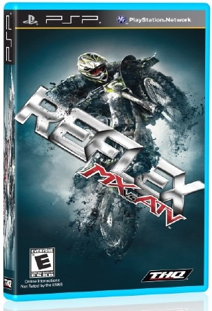 MX vs ATV Reflex (2009) (ENG) (PSP)