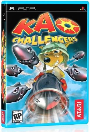 Kao Challengers (2006) (ENG) (PSP)