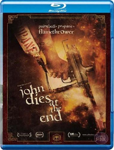 В финале Джон умрёт / John Dies at the End (2012) HDRip