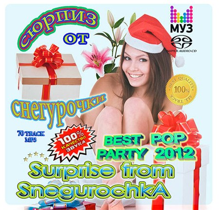 VA - Surprise From Snegurochka (2012)