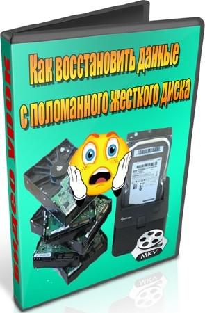 Как восстановить данные с поломанного жесткого диска (2012) DVDRip