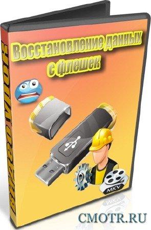 Восстановление данных с флешек (2012) DVDRip