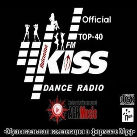 VA - Kiss FM. Top-40 (2013)