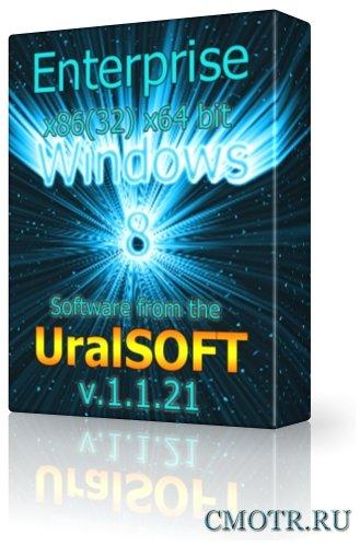 Windows 8 x86x64 Enterprise UralSOFT v.1.1.21