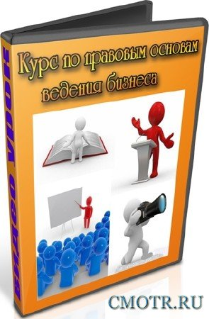 Курс по правовым основам ведения бизнеса (2012) DVDRip