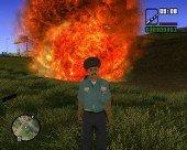 GTA / Grand Theft Auto San Andreas - Ментовский Беспредел v.2.0 Full (2012 RePack)