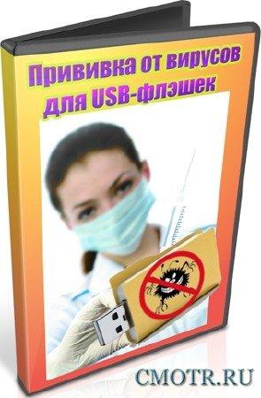 Прививка от вирусов для USB-флэшек (2012) DVDRip