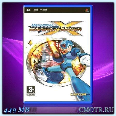 Mega Man Maverick Hunter X (2006) (ENG) (PSP)