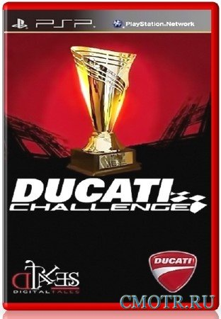 Ducati Challenge (2011) (ENG) (PSP)