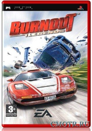 Burnout Legends (2005) (RUS) (PSP)