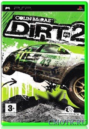 Colin McRae: DiRT 2 (2009) (ENG) (PSP)