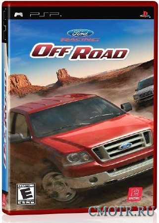 Ford Racing Off Road (2008) (ENG) (PSP)