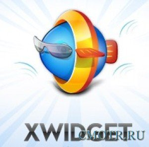 XWidget 1.8.0.109 + Portable (2013/ML/RUS) and Widgets