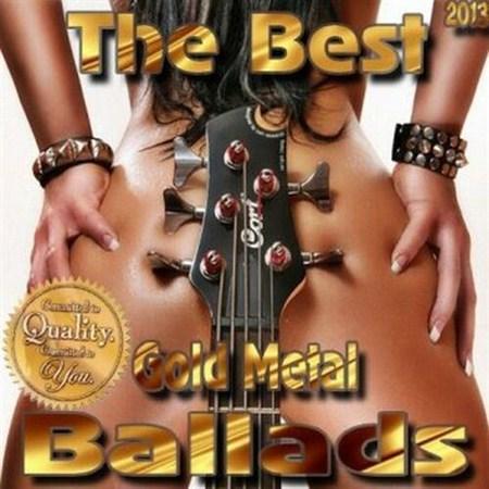 The Best Gold Metal Ballads (2013)